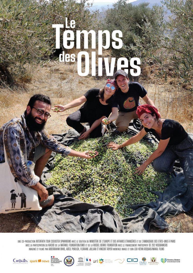Affiche du film Le Temps des Olives